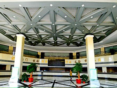 Customhouse Hall of Liuting International Airport