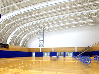体育场屋架