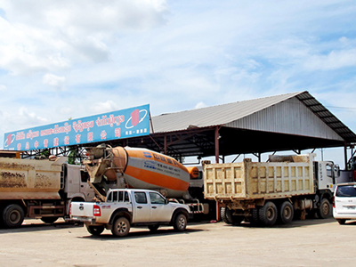 Qingdao Zhongqing Camry Garages