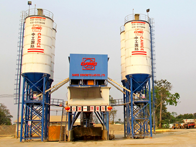 中工国际(老挝)混凝土有限公司