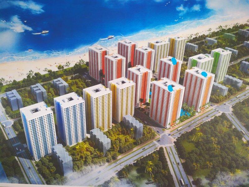 马尔代夫3200套社会住宅项目