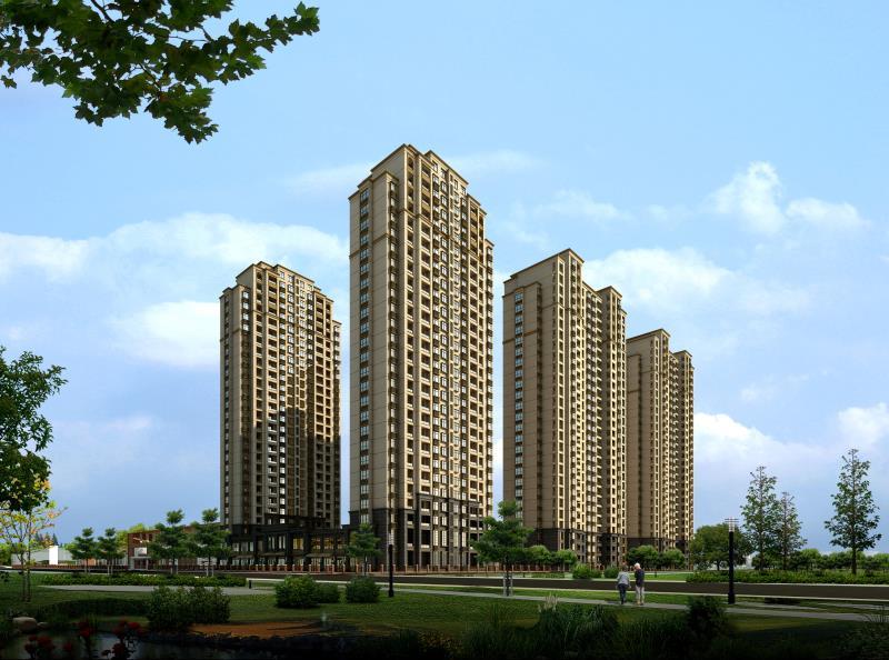 山东外贸学院人才公寓项目