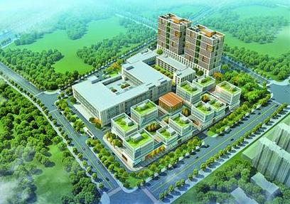青岛华通军工电子科技孵化园项目