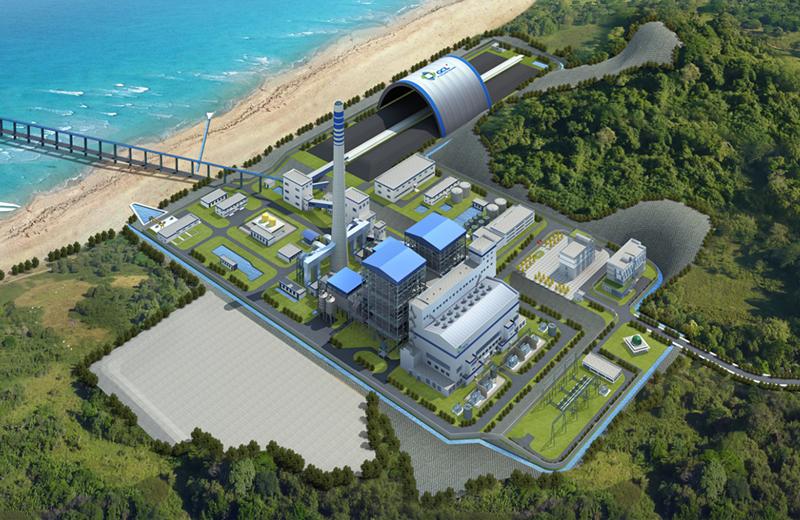 印尼KALBAR-1燃煤发电厂项目