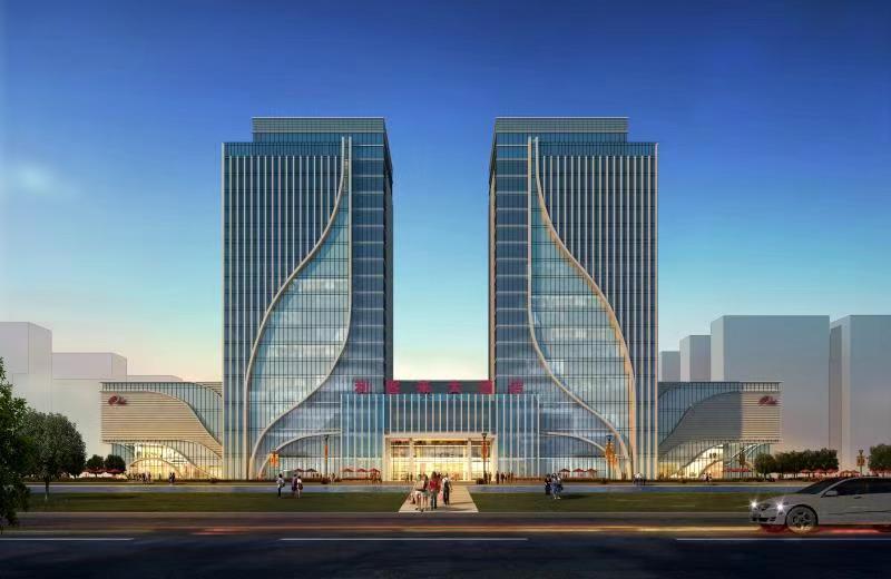 利客来宁津商业综合体项目
